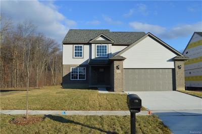 Belleville Single Family Home For Sale: 13573 Cambridge Crt