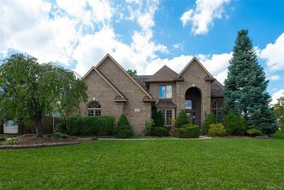 Single Family Home For Sale: 7867 Rutherford Crt