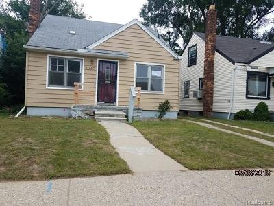 Single Family Home For Sale: 19260 Bloom St
