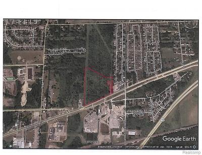 Jackson County, Lenawee County, Hillsdale County, Washtenaw County Residential Lots & Land For Sale: 3239 Michigan Ave