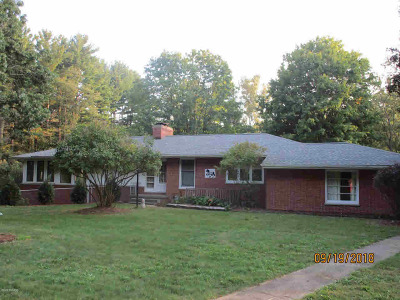 Albion Single Family Home Contingent - Financing: 29260 Albion Rd