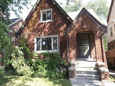 Single Family Home For Sale: 15526 Forrer St