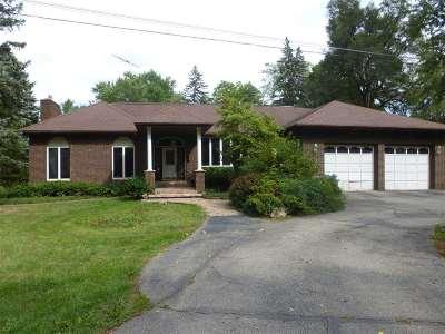 Single Family Home For Sale: 724 W Saint Clair