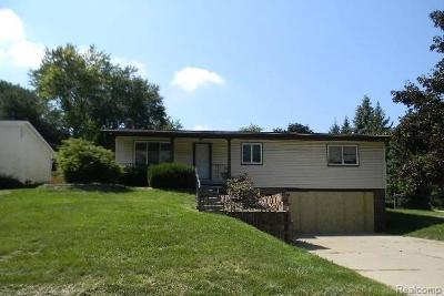 Single Family Home For Sale: 235 Valley Dr