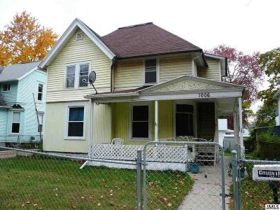 Jackson Single Family Home For Sale: 1006 Greenwood Ave