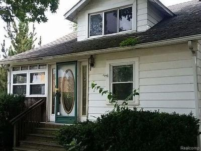 Single Family Home For Sale: 4331 5th St