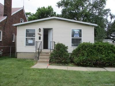 Single Family Home For Sale: 8915 Hartwell St