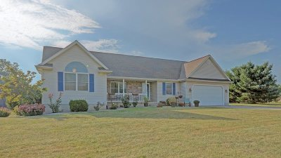 Single Family Home Contingent - Financing: 4018 Samantha Drive