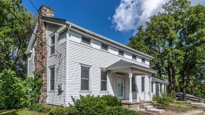 Ann Arbor Single Family Home For Sale: 1900 W Ellsworth Rd