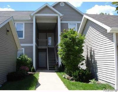 Ann Arbor Condo/Townhouse For Sale: 1415 Heatherwood Ln