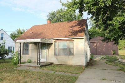 Single Family Home For Sale: 1094 Glendale St
