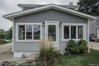 Lake Orion Single Family Home For Sale: 326 N North Shore Dr