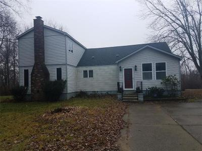 Canton Single Family Home For Sale: 601 N Lotz Rd