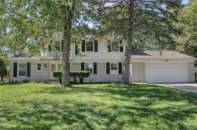 Farmington Hill Single Family Home For Sale: 25505 Briarwyke Dr