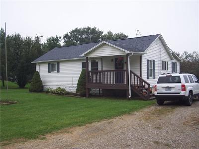 Stockbridge Single Family Home For Sale: 5014 Freiermuth Rd