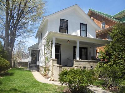 Ann Arbor Multi Family Home For Sale: 511 Elizabeth St