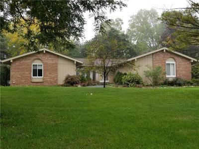 Farmington Hill Single Family Home For Sale: 29405 Lake Park Dr