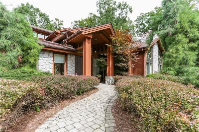 Washtenaw County Single Family Home For Sale: 8785 Warren Rd