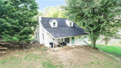Clarklake Single Family Home For Sale: 8274 S Jackson Rd
