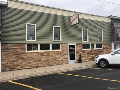 Jackson County Commercial/Industrial For Sale: 130 W Main St