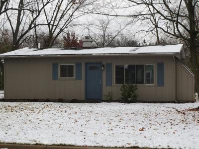 Ann Arbor Single Family Home For Sale: 3267 Rosedale