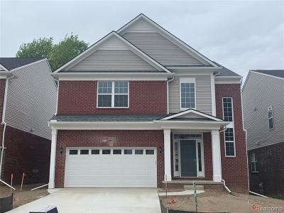 Novi Single Family Home For Sale: 28395 Hanover Dr
