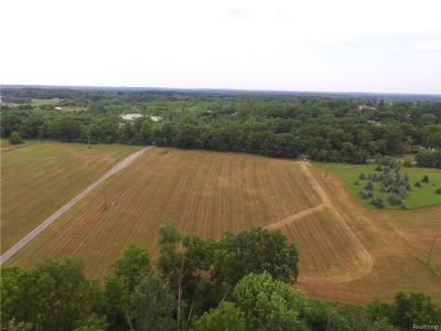 Ann Arbor MI Residential Lots & Land For Sale: $265,000