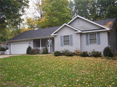 Stockbridge Single Family Home For Sale: 427 Willow St