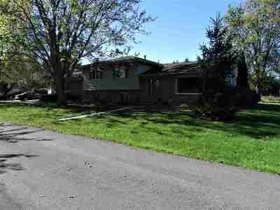 Washtenaw County Single Family Home For Sale: 1315 W Bemis Rd