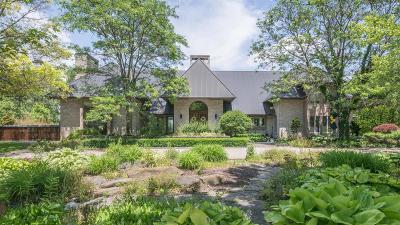 Ann Arbor Single Family Home For Sale: 2997 Devonshire Rd
