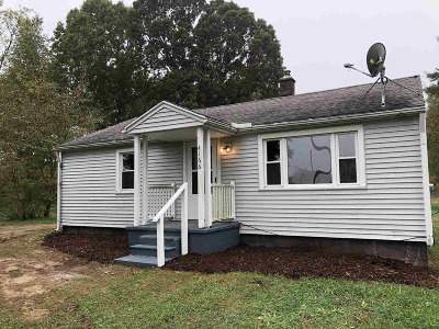 Hillsdale Single Family Home Contingent - Financing: 4166 S Lake Wilson Rd