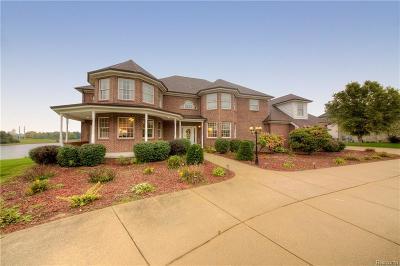 Milan Single Family Home For Sale: 9240 Desert Trail Dr