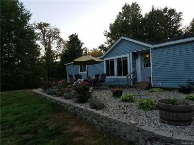 Jackson Single Family Home For Sale: Hawkins Rd