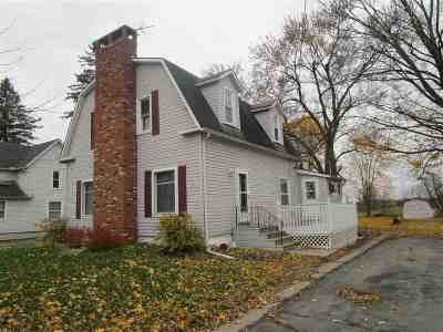 Onsted Single Family Home For Sale: 228 S Maple Street