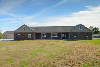 Belleville Single Family Home For Sale: 48135 Timber Park Crt