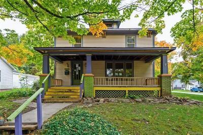 Single Family Home For Sale: 202 S Delaware St