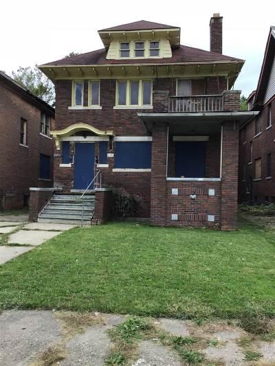 Multi Family Home For Sale: 2737 Tuxedo