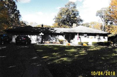 Single Family Home For Sale: 9380 Pleasant Dr