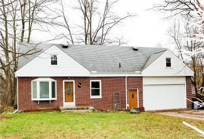 Dexter Single Family Home For Sale: 3545 Edison St