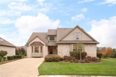 Livonia Single Family Home For Sale: 36323 Fairway Dr