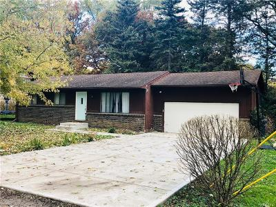 Washtenaw County Single Family Home For Sale: 400 Clarendon St