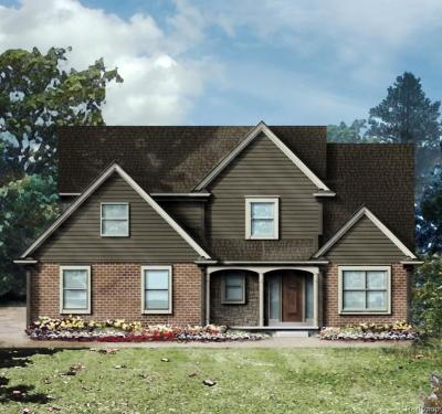 Milford Single Family Home For Sale: 603 Braxwood Plc