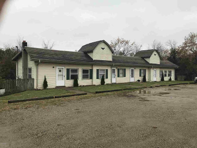 Jerome Multi Family Home Contingent - Financing: 9971 E Chicago Rd