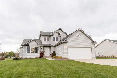 Onsted Single Family Home For Sale: 7688 Dalton