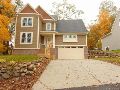 Milford Single Family Home For Sale: 415 Aldil Crt