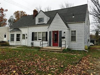 Ann Arbor Single Family Home For Sale: 1706 Pauline Blvd