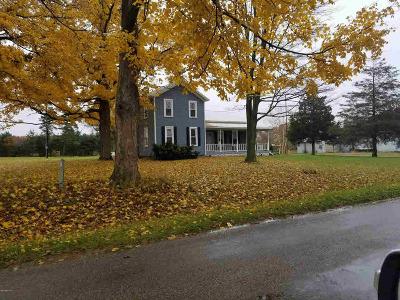 Jonesville Single Family Home For Sale: 1200 E Litchfield Rd