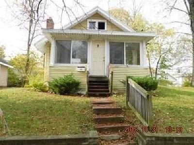 Lansing Single Family Home For Sale: 820 Middle St