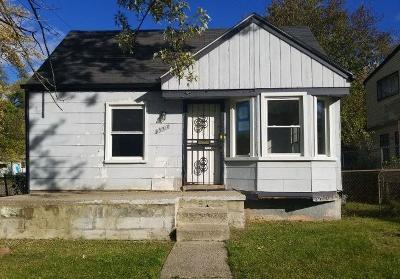 Single Family Home For Sale: 19510 Oakfield St