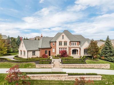 Northville Single Family Home For Sale: 47560 Capri Crt
